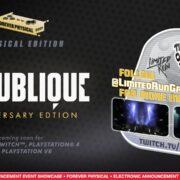 PS4,PSVR&Switch版『République Anniversary Edition』のパッケージ版が海外向けとして発売決定!