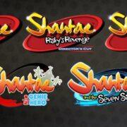 PS4&PS5版『Shantae 1-5』のパッケージ版が海外向けとして発売決定!