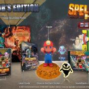 PS4&Switch用ソフト『元祖みんなでスペランカー』のパッケージ版から海外向けとしてStrictly Limited Gamesから発売決定!