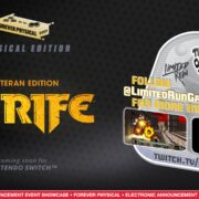 Switch版『Strife: Veteran Edition』のパッケージ版が海外向けとして発売決定!