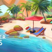 Switch版『Summer Paws』が海外向けとして配信決定!