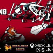 PS&Xbox&Switch版『Sun Wukong VS Robot』が海外向けとして配信決定!