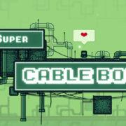 Switch版『Super Cable Boy』が国内向けとして2021年6月24日に配信決定!体験版も配信スタート