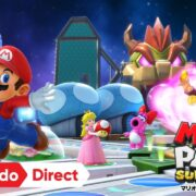 Switch用ソフト『マリオパーティ スーパースターズ』が2021年10月29日に発売決定!