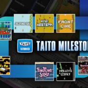 Switch用ソフト『タイトーマイルストーン』が2022年2月に発売決定!