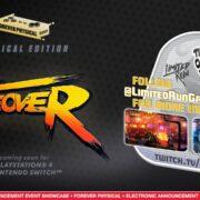 PS4&Switch版『The TakeOver』のパッケージ版が海外向けとして発売決定!