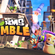 Switch用ソフト『Worms Rumble』が2021年6月23日に配信決定!